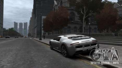 Adder HQ from GTA 5 para GTA 4 visión correcta