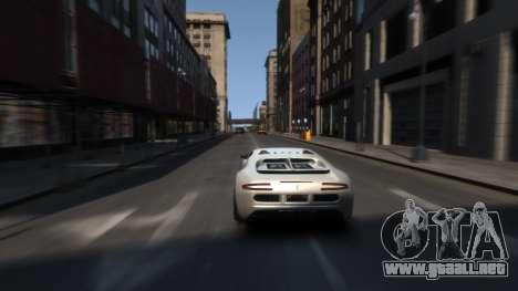 Adder HQ from GTA 5 para GTA 4 left
