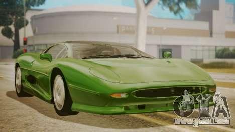 Jaguar XJ220 1992 FIV АПП para GTA San Andreas