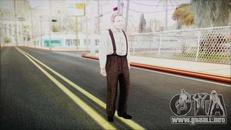 Tommy Angelo Mafia 2 para GTA San Andreas segunda pantalla