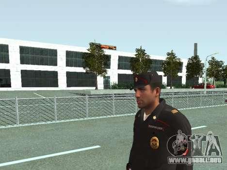 El Sargento de PPS en la forma de la nueva muest para GTA San Andreas tercera pantalla