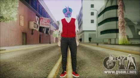 DLC Halloween GTA 5 Mosca para GTA San Andreas segunda pantalla
