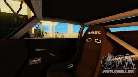 Sabre Race Edition para la visión correcta GTA San Andreas