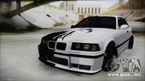 BMW M3 E36 Good and Evil para GTA San Andreas