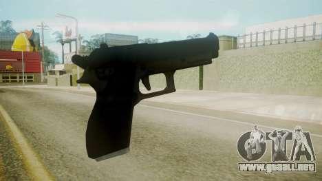 GTA 5 Colt 45 para GTA San Andreas segunda pantalla