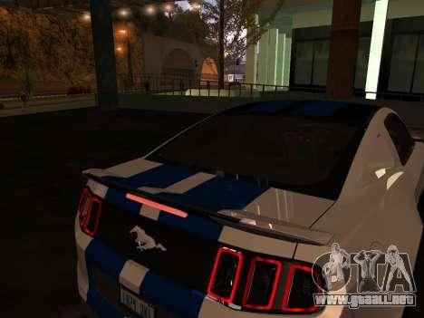 ENB Series [MEDIUM PC] para GTA San Andreas tercera pantalla