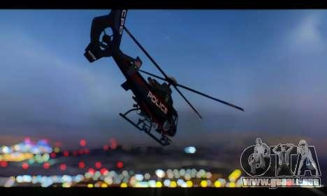 Oppai Boing Boing ENB para GTA San Andreas octavo de pantalla
