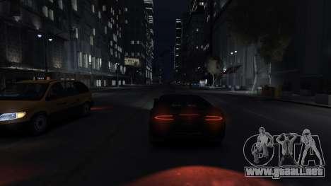 Adder HQ from GTA 5 para GTA 4 Vista posterior izquierda