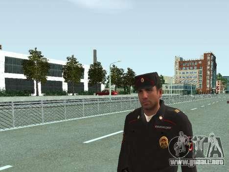 El Sargento de PPS en la forma de la nueva muest para GTA San Andreas