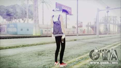 Home Girl Chola 2 para GTA San Andreas tercera pantalla