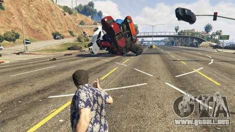 GTA 5 Siente El Poder cuarto captura de pantalla
