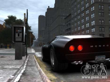 GTA 5 Monore Imporeved para GTA 4 left