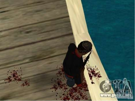 Realista De La Muerte para GTA San Andreas tercera pantalla