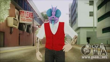 DLC Halloween GTA 5 Mosca para GTA San Andreas
