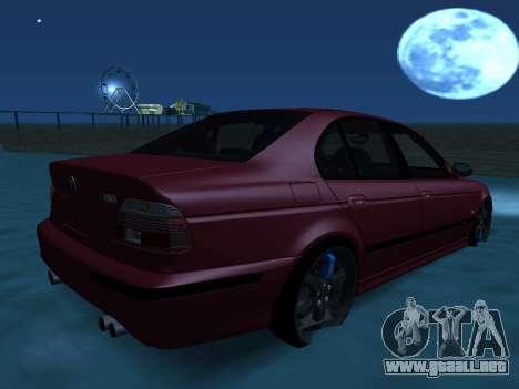 ENB Series [MEDIUM PC] para GTA San Andreas sexta pantalla