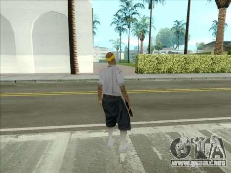 New LSV3 para GTA San Andreas segunda pantalla