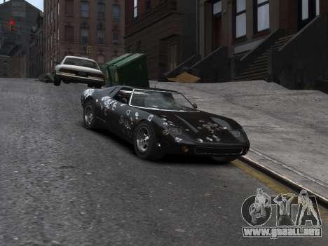 GTA 5 Monore Imporeved para GTA 4 vista lateral