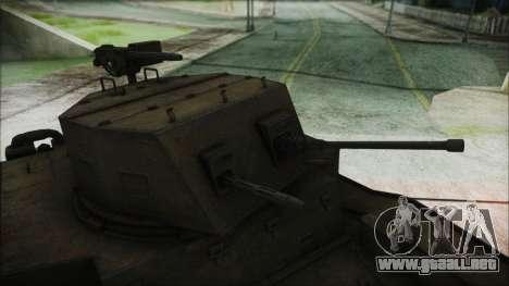 T7 Combat Car para la visión correcta GTA San Andreas
