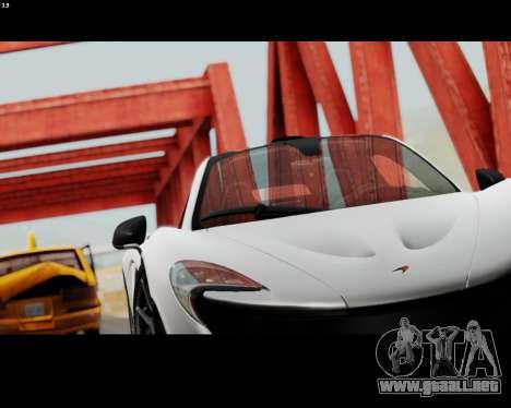 Queenshit Graphic 2015 para GTA San Andreas quinta pantalla