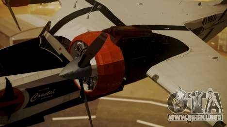 Grumman G-21 Goose N79901 para la visión correcta GTA San Andreas