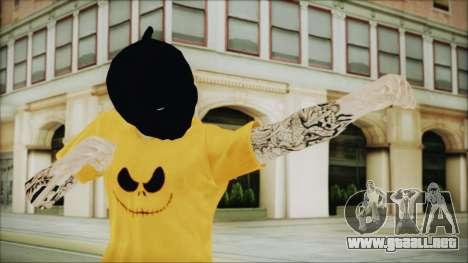 DLC Halloween GTA 5 Calabaza para GTA San Andreas
