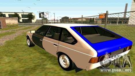 AZLK 2141 Hobo para la visión correcta GTA San Andreas