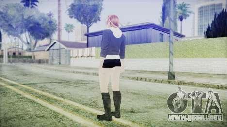Modern Woman 6 para GTA San Andreas tercera pantalla