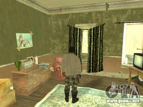 Apartamento de GTA IV para GTA San Andreas