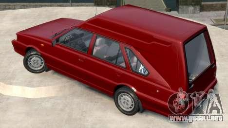 Daewoo-FSO Polonez Cargo Van Plus 1999 para GTA 4 left