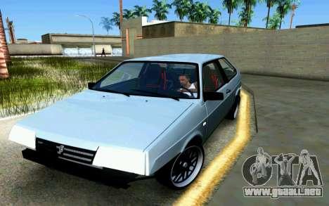VAZ 2108 V1 para GTA San Andreas