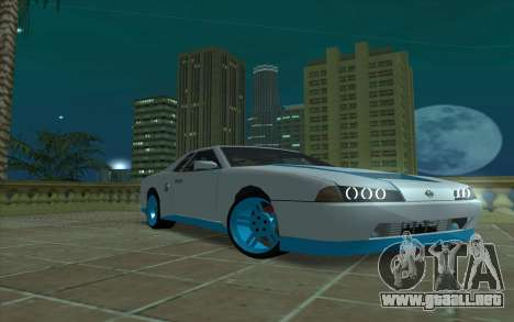 Elegy DRIFT KING GT-1 para GTA San Andreas