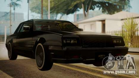 GTA 5 Faction Stock DLC LowRider para GTA San Andreas