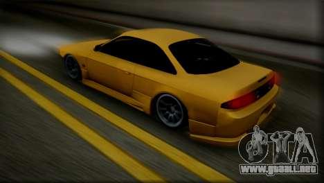Nissan Silvia s14 by TheFlem para GTA San Andreas left