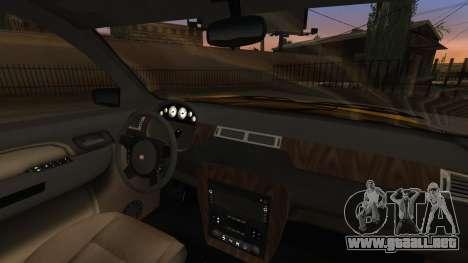 GTA 5 Declasse Granger IVF para la vista superior GTA San Andreas