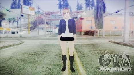 Modern Woman 6 para GTA San Andreas segunda pantalla