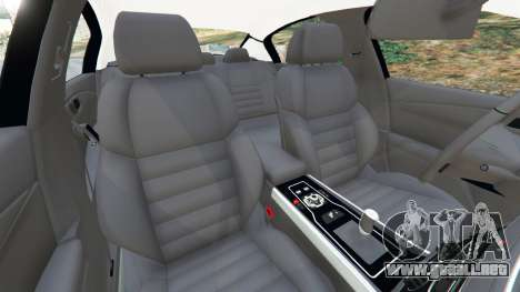 GTA 5 Peugeot 508 vista lateral derecha