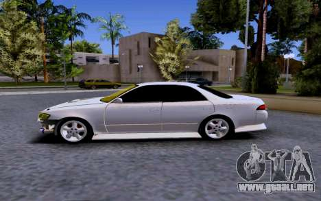 Toyota Mark 2 para la visión correcta GTA San Andreas