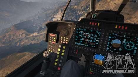 GTA 5 AH-1Z Viper quinta captura de pantalla