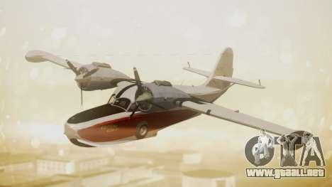 Grumman G-21 Goose NC327 Cutter Goose para GTA San Andreas