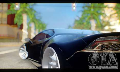 Oppai Boing Boing ENB para GTA San Andreas tercera pantalla