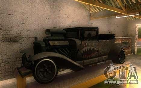Albany Frenken Stange Rusty Edition para GTA San Andreas left