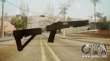 GTA 5 Shotgun para GTA San Andreas segunda pantalla