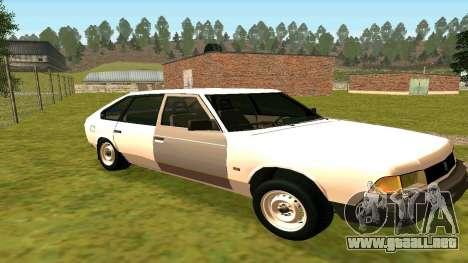 AZLK 2141 Hobo para GTA San Andreas left