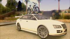 Obey Tailgater Special Tuning para GTA San Andreas
