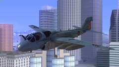 Northrop Grumman EA-6B Prowler VAQ-129 para GTA San Andreas