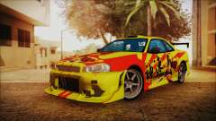 Nissan Skyline Street Racing Syndicate para GTA San Andreas