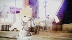 Kingdom Hearts Birth By Sleep - Ventus