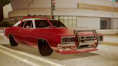 Dodge Charger O Death RT 1969 para GTA San Andreas