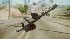 GTA 5 Flame Thrower para GTA San Andreas