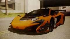 McLaren 650S GT3 2015